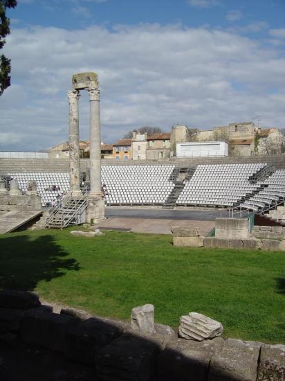Théâtre Antique en Arles 1