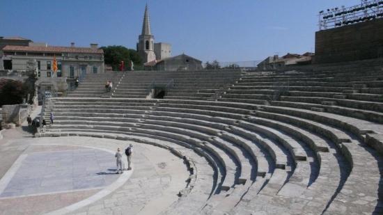 Théâtre Antique en Arles 2