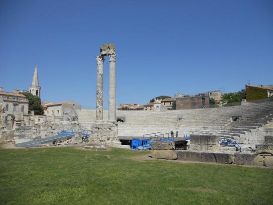 Théâtre Antique en Arles 3