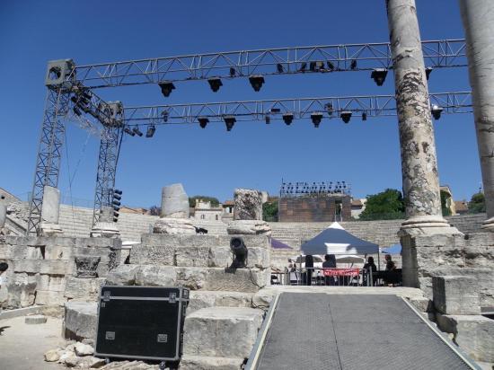 Théâtre Antique en Arles 4